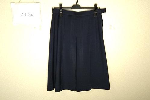 松山中央高 女子 冬スカート 69-60