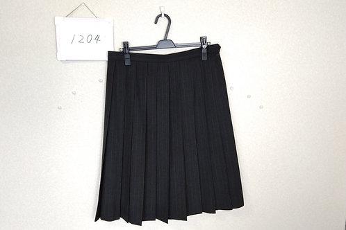 新田高 女子 夏スカート 78-63