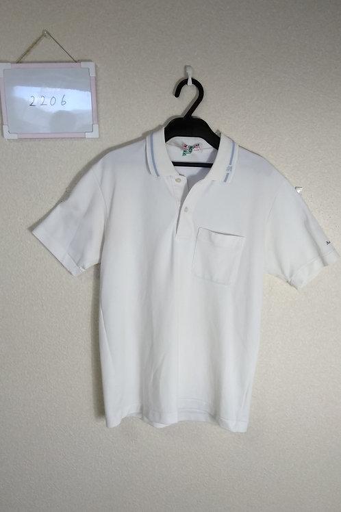 桑原中 男子 半袖シャツ 160