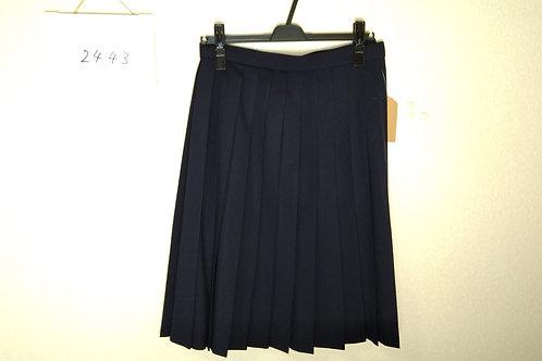 標準高 女子 冬スカート 66-60