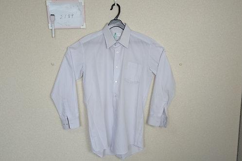 標準中 男子 長袖シャツ 150B