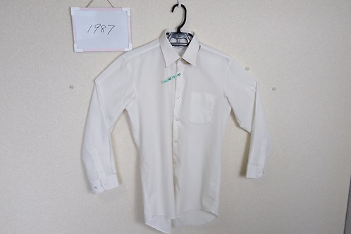 標準中 男子 長袖シャツ 165