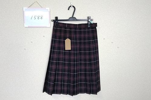 椿中 女子 夏スカート 63-57