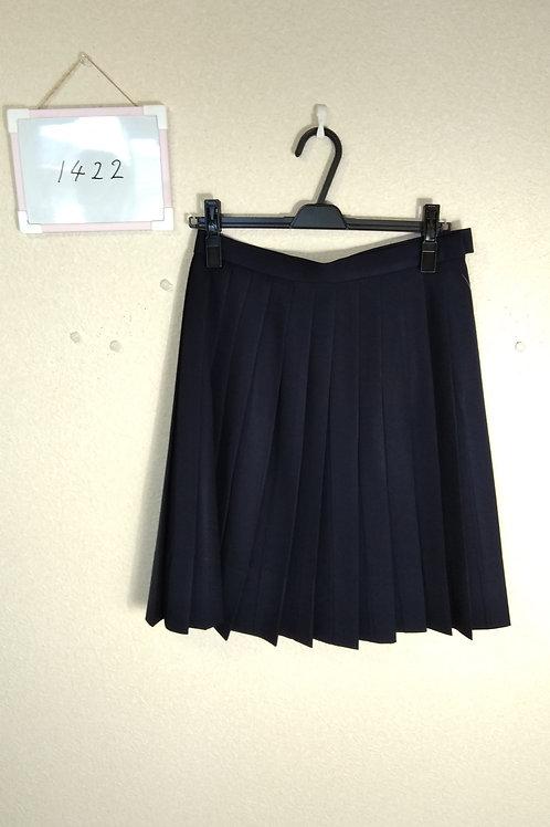 標準高 女子 冬スカート w66-57