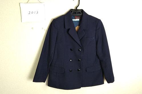 松山南中 女子 制服上 165A