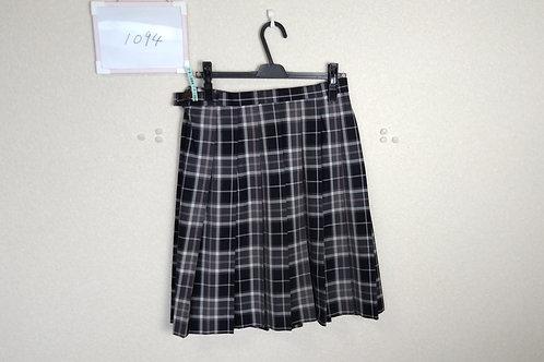 松山聖陵高 女子 冬スカート w72-54