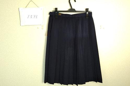 久米中 女子 冬スカート 69-60