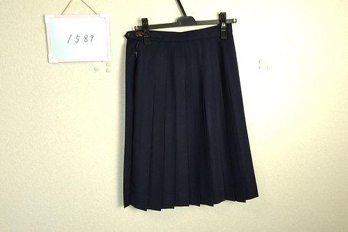 標準中 女子 冬スカート 63-57