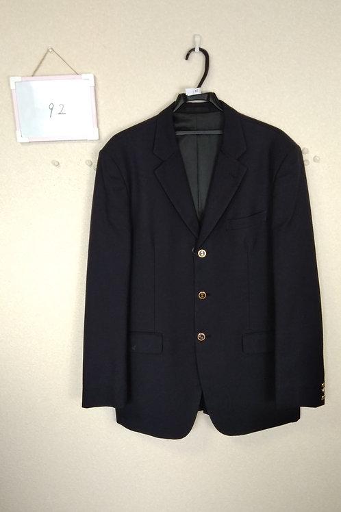 松山聖陵高 男子 制服上 185A