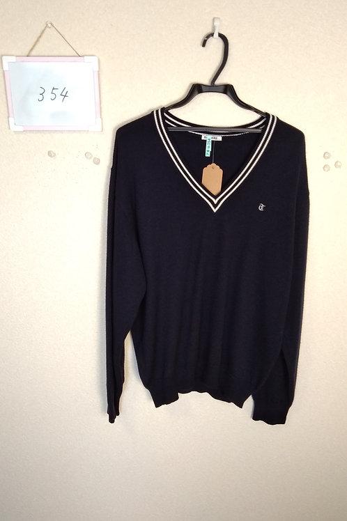 東温高 男子 セーター 3L