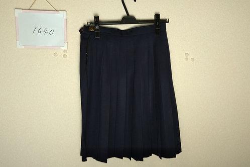 標準中 女子 冬スカート 63-54