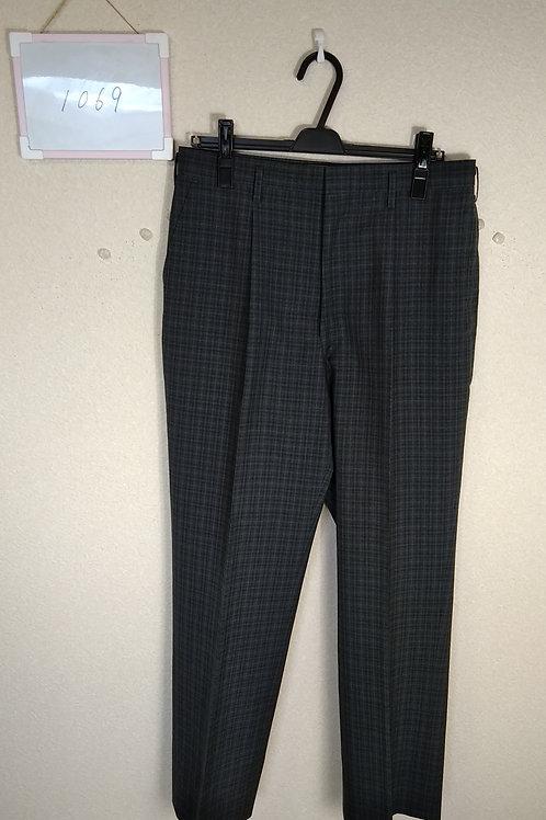 松山聖陵高 男子 夏ズボン 82-78.5(9.5)