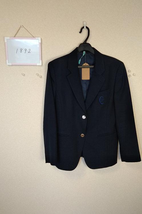 松山中央高 女子 制服上 170A