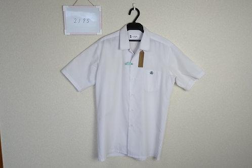 松山東高 男子 半袖シャツ 170A