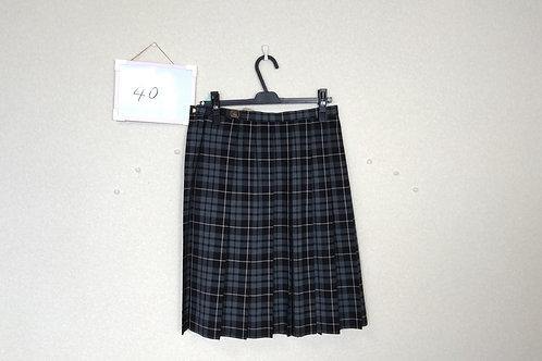 東温高 女子 夏スカート 69-57