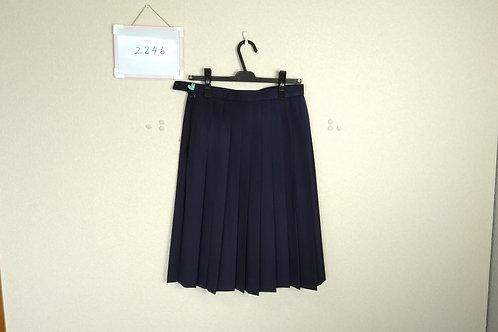 標準中 女子 冬スカート 66-63