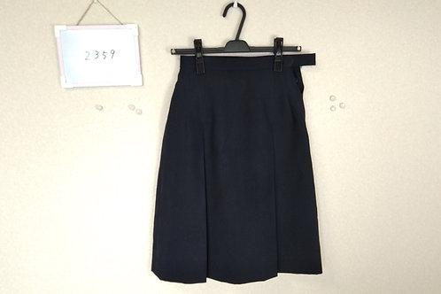 垣生中 女子 夏スカート 60-60