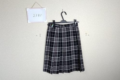 松山聖陵高 女子 冬スカート 60-54