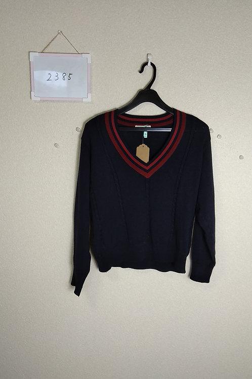 松山中央高 女子 セーター L