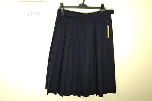 標準高 女子 冬スカート 72-63