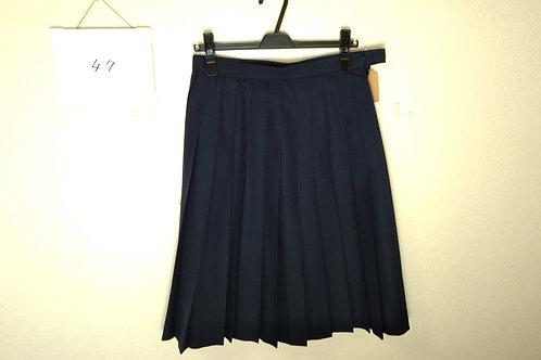 標準中 女子 冬スカート 69-60