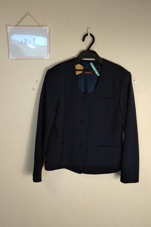 松山東中 女子 制服上 身幅100-丈57-袖59