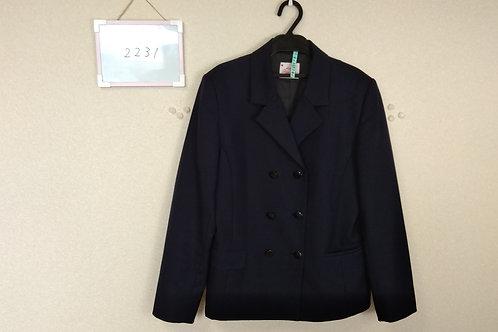 松山北高 女子 制服上 13T