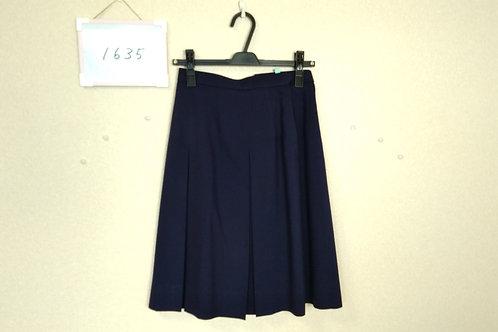勝山中 女子 夏スカート 66-57
