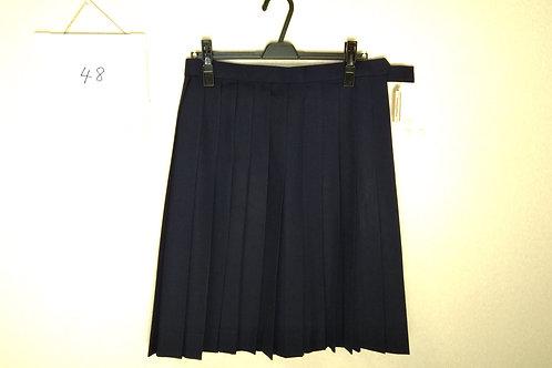 標準高 女子 冬スカート 75-58