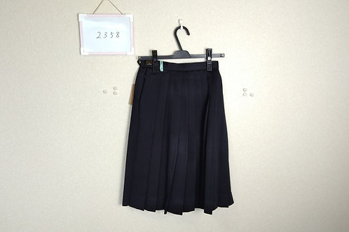 標準中 女子 冬スカート 57-57