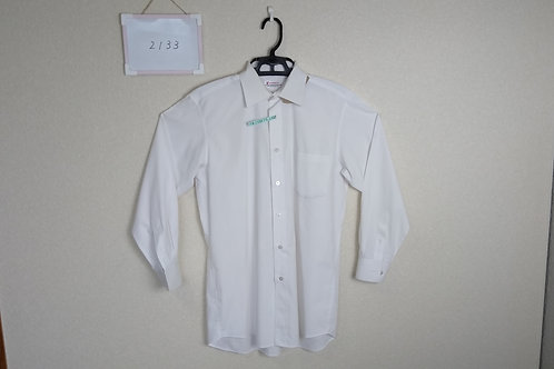松山聖陵高 男子 長袖シャツ 170A