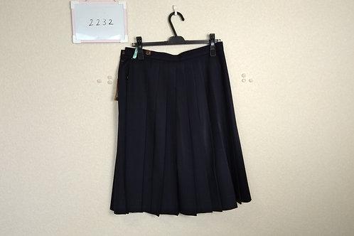 標準高 女子 冬スカート 72-60