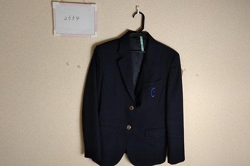 松山中央高 女子 制服上 165A
