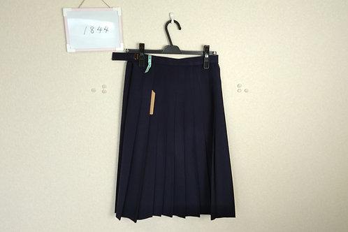 標準中 女子 夏スカート w66-63