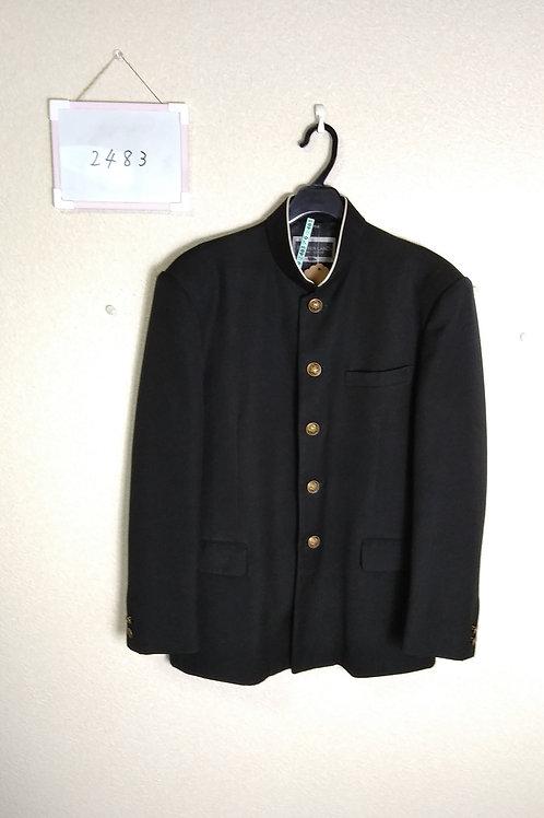 標準中 男子 制服上 170A