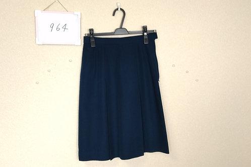 松山北高 女子 夏スカート 66-57