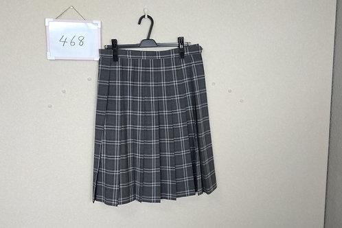 愛大附属高 女子 夏スカート 72-59