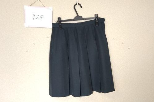 松山南高 女子 夏スカート 75-54
