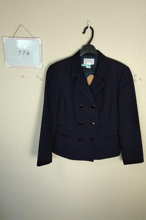 松山北高 女子 制服上 160A