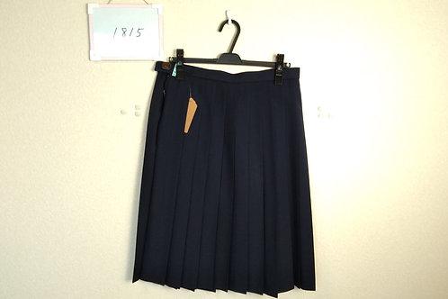 標準中 女子 冬スカート 74-62