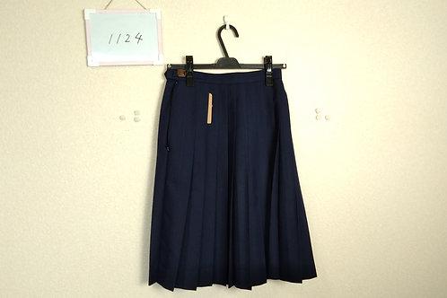 標準中 女子 冬スカート 60-57