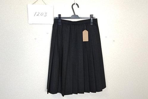 新田高 女子 夏スカート 66-60