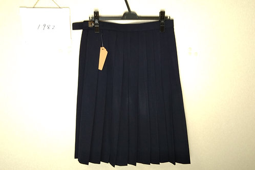 標準中 女子 冬スカート 72-62
