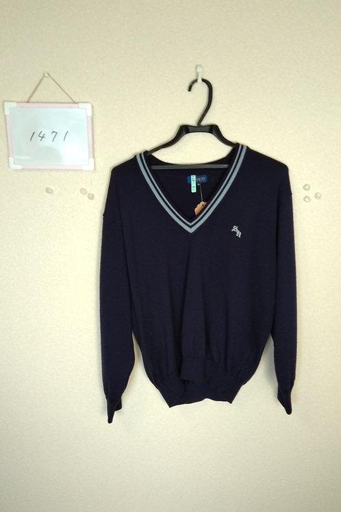 済美平成 兼用 セーター L