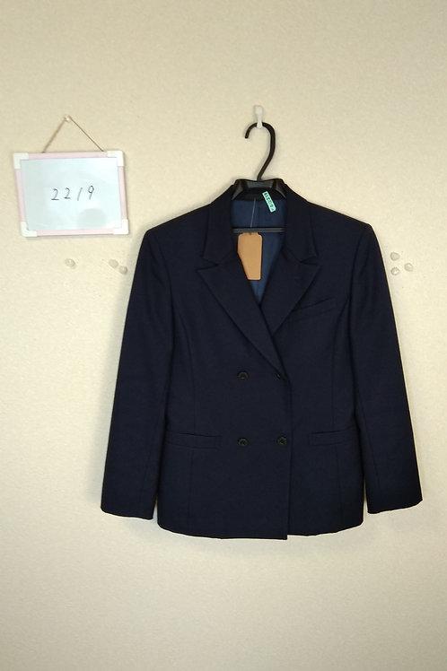 松山商業高 女子 制服上 155A