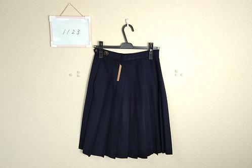 標準中 女子 冬スカート 60-54