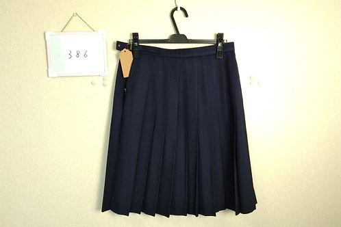 標準中 女子 冬スカート 72-60