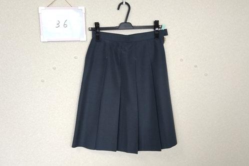 松山南高 女子 夏スカート 66-57