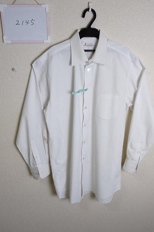 松山聖陵高 男子 長袖シャツ 180A