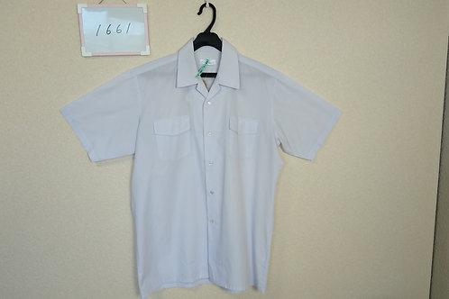 南第二中 男子 半袖シャツ 170B